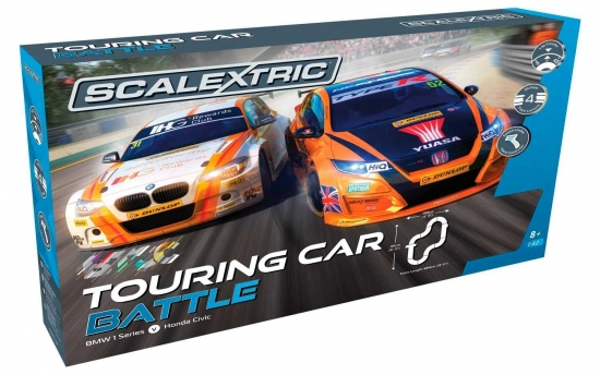 Scalextric British Touring Car Battle  1372