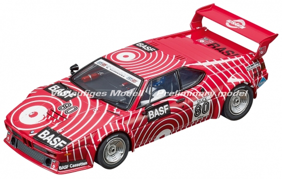 Carrera Evolution BMW M1 Procar BASF Nr. 80 1980 27567