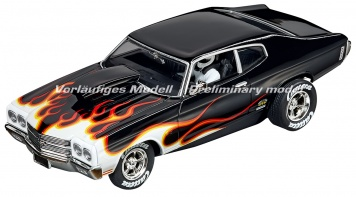 Carrera Evolution Chevrolet Chevelle SS 454 Super Stocker II 27580