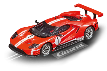 Carrera Evolution Ford GT Race Car Time Twist Nr. 1 27596