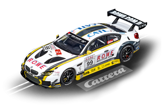 Carrera Digital 132 BMW M6 GT3 Rowe Racing Nr. 99 30871