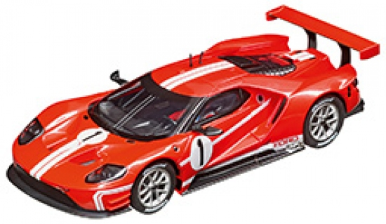 Carrera Digital 132 Ford GT Race Car Time Twist Nr 1 30873