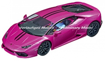 Carrera Evolution Lamborghini Huracan LP 610-4 pink 27598