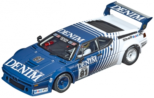Carrera Evolution BMW M1 Procar Denim Nr. 81 1980 27627