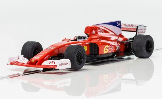 Scalextric 2017 Formula One Car - Red