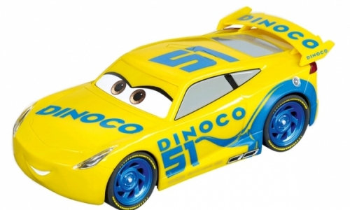 Carrera Evolution Disney Pixar Cars Dinoco Cruz Ramierez 27540