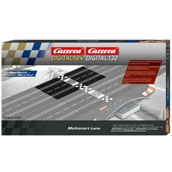 Carrera Digital 124/132 Multistart Lane 30370