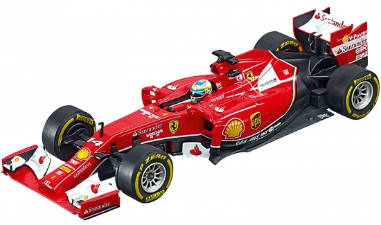 Carrera Digital 132 Ferrari F14 T Fernando Alonso  30734