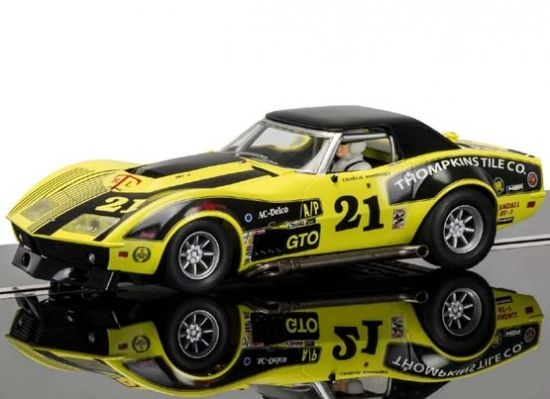 Scalextric Chevrolet Corvette Stingray 1973