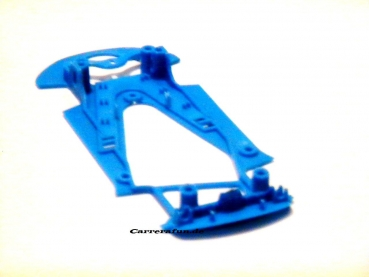 Audi R8 Chassis 1 Stück Soft BLUE 1401
