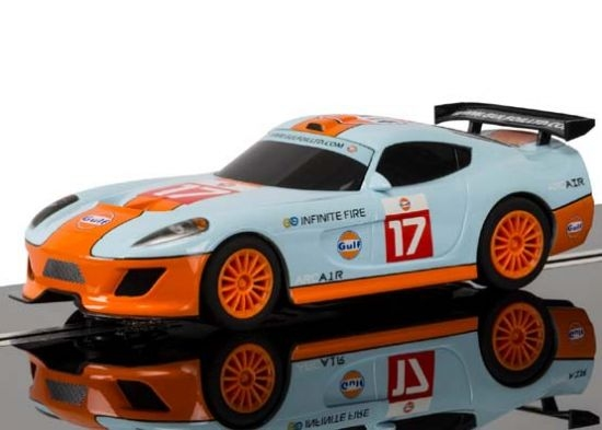 Scalextric TEAM GT Gulf 3840