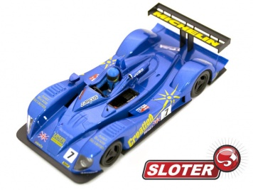 Sloter Zytek Team Creation LeMans 2005