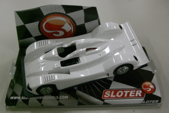 Sloter Zytek Racing White