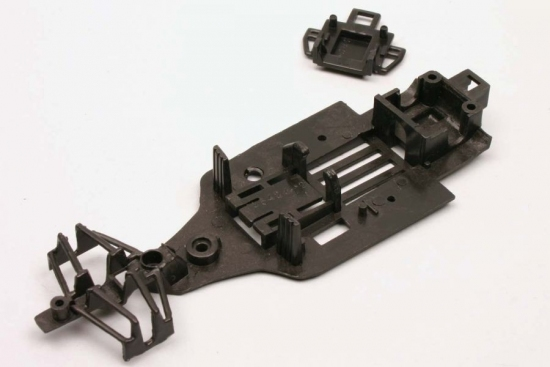 Carrera Evolution Chassis für 25424 McLaren Mercedes Art 89068