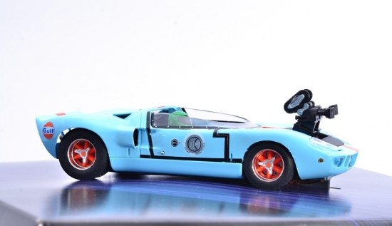 Fly Ford GT40 Camera Car + DVD leMans The Race, The Movie 99039