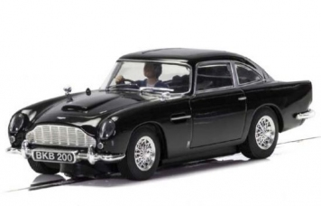 Scalextric Aston Martin DB5 Black c4029