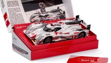Audi R18 e-tron, Nr.1, Le Mans Winner 2012 Slot.it CW14