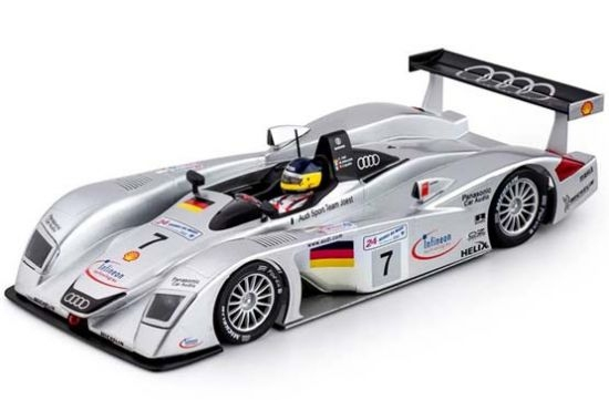 Slot it Audi R8LMP n.7 LeMans 2000 ca33c