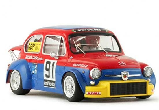 BRM 1/24 Fiat Abarth 1000 TCR, Nr.91 Monza 1973