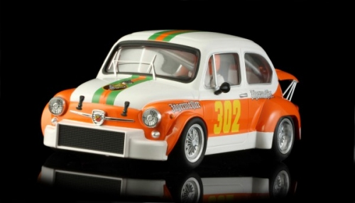 BRM 1/24 Fiat Abarth 1000 TCR Team Jägermeister No. 302