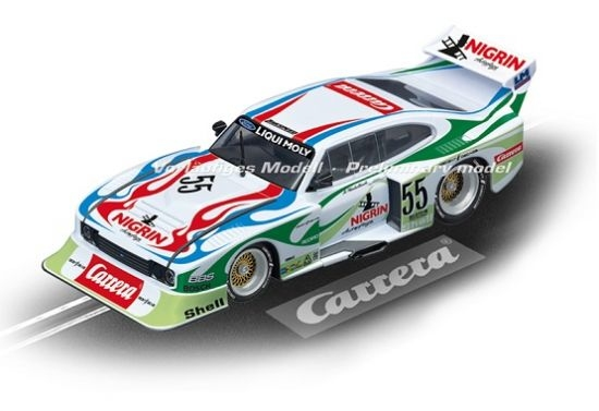 Carrera Digital 132 Ford Capri Zakspeed Turbo Liqui Moly Equipe 30817