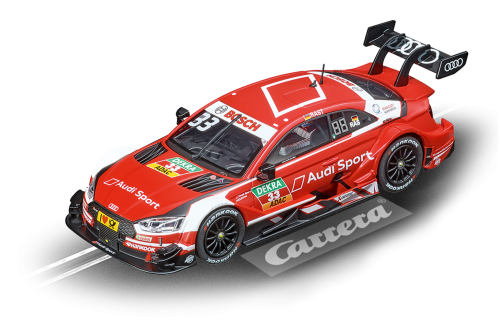 Carrera Evolution Audi RS 5 DTM R.Rast Nr.33 27601