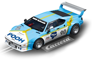 Carrera Digital 124 BMW M1 Procar 1980  23828