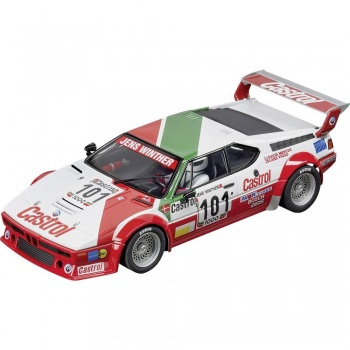 Carrera Digital 124 BMW M1 Procar Team Castrol Denmark, Nr. 101 23842