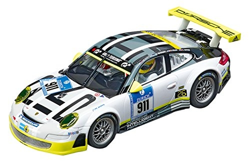 Carrera Digital 132 Porsche 911 GT3 RSR Manthey Racing Livery Slotcar 1:32 Art 30780