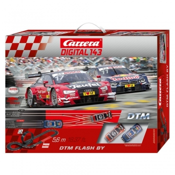 Carrera Digital 143 DTM Flash BY 20040035