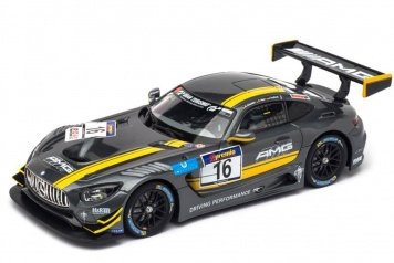 Carrera Digital 132 Mercedes AMG GT3 no 16  20030767