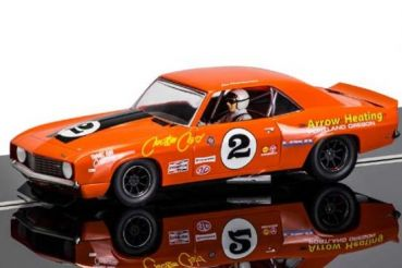 Scalextric Chevrolet Camaro 1969 HD -3611-