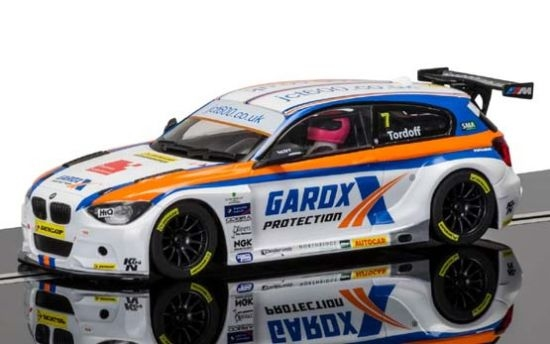 Scalextric BMW 125 7 BTCC 2015 3735