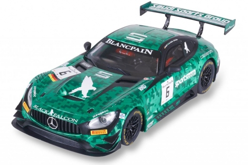 SCX ADVANCE Mercedes AMG GT3 Spots-Code