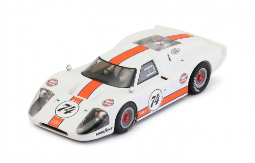 NSR Ford MK 4 Gulf Limited Edition Nr. 74 Art 0174
