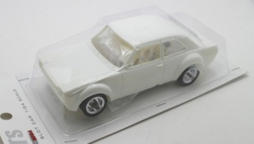 TTS 1/24 Ford Escort Mk1 'White Kit'