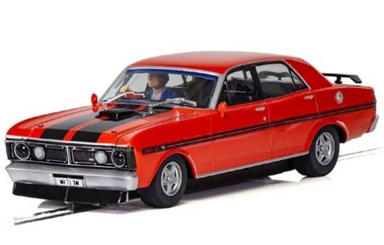 Scalextric Ford Falcon 1970, 'Candy Apple Red' 3937