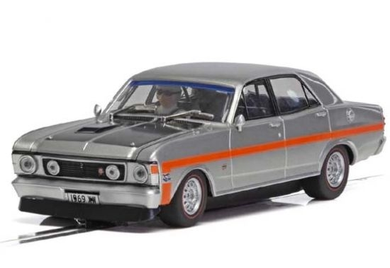Scalextric Ford Falcon XW 'Silver Fox' c4037