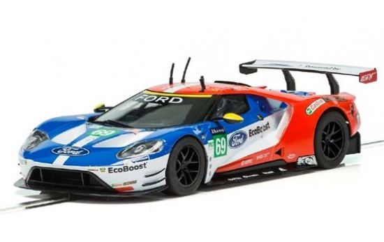 Scalextric Ford GT GTE, Nr.69, Le Mans 2017 3858