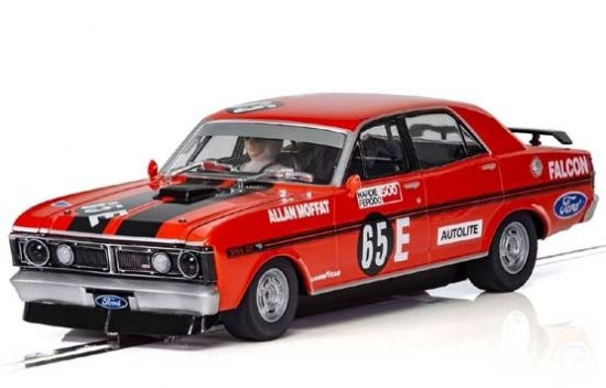 Scalextric Ford XY Falcon, Nr.65, Bathurst 1971 3928