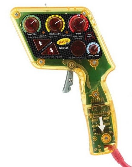 Slot it Handregler SCP2 Universal analog, Home Racing Slot.it SCP201Ai