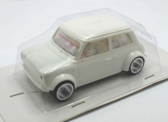 BRM Mini Cooper, Bausatz 'White Kit'