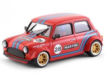 BRM Mini Cooper Red Edition Nr. 28