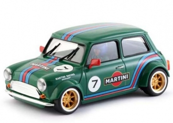 BRM Mini Cooper Green Edition Nr. 7
