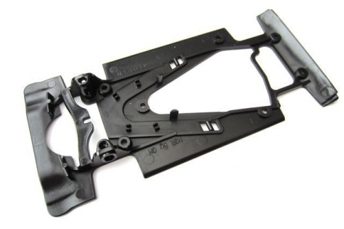 Audi R18 Chassis 1Stück Medium Black 1412
