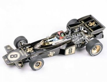 Policar Lotus 72 Monaco GP 1972 Car 02C