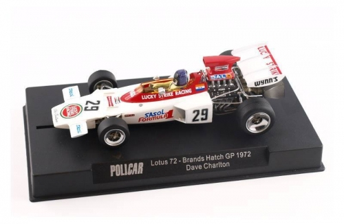 Policar Lutus 72 Brands Hatch GP 1972