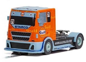 Scalextric Racing Truck, Nr.71 'Gulf'
