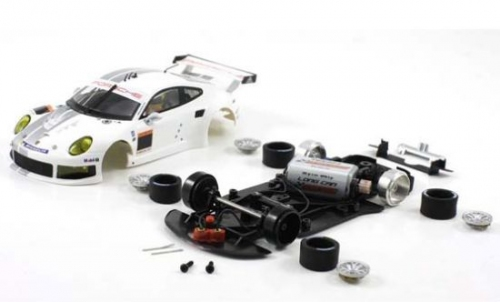 Scaleauto Porsche 991 Cup Racing Kit SC 6067a
