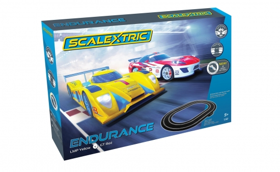 Scalextric  Endurance Racing Set c1399